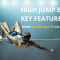 High Jump Equipment Key Features