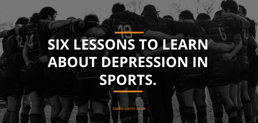 Our Sporting Heroes: 6 Lessons to Learn About Depression in Sport
