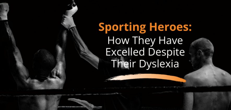Our Sporting Heroes: How They've Excelled Despite Their Dyslexia
