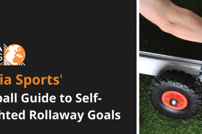 Football Guide to Self-Weighted Rollaway Goals