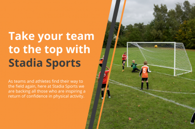 Make Stadia Sports part of your team