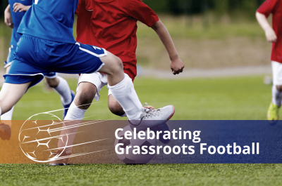 Celebrating Grass Roots Football