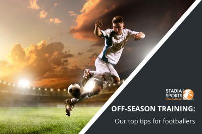 Off Season Training - Top Tips for Footballers