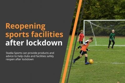 Reopening sports facilities after lockdown