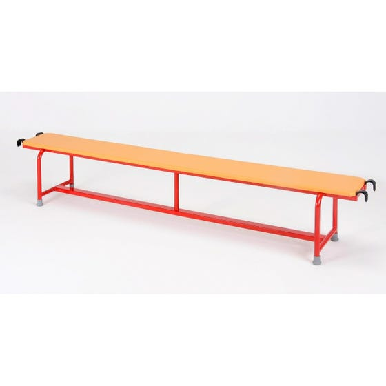 Heavy Duty Steel Upholstered Balance Bench