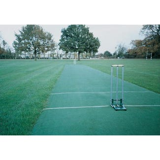 Outdoor Woven Cricket Match Wicket