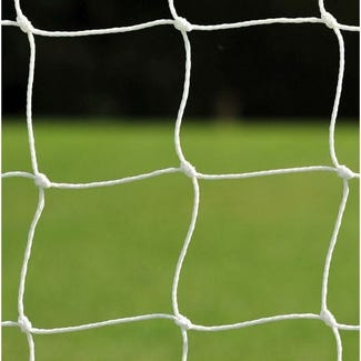 Pair of Football Goal Nets to suit 24'x8' Freestanding Goals | 4.5mm Braided Polyethylene