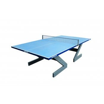 butterfly City Concrete table - blue