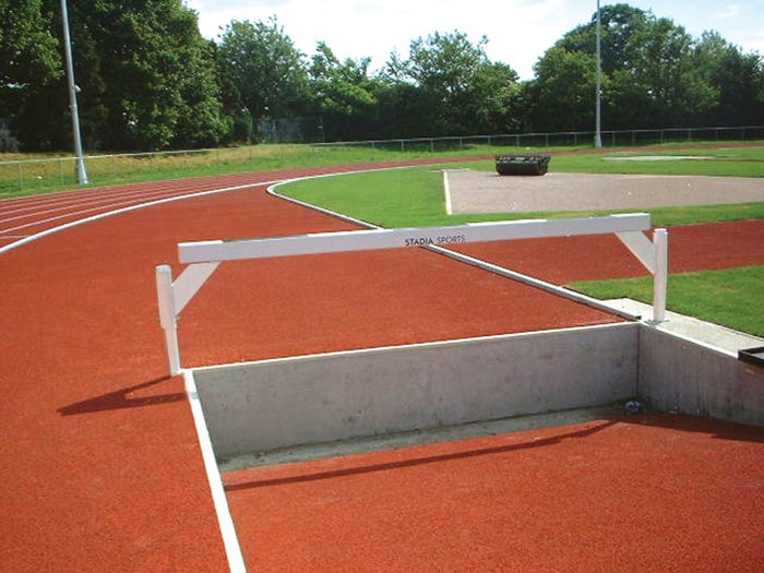 Water Jump Barriers - 3.66m Replacement Timber Barrier Only