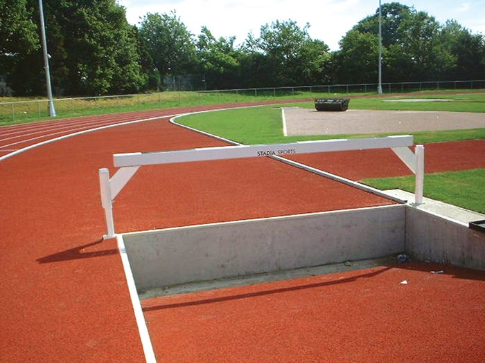 Water Jump Barriers - Replacement Barrier Legs Only