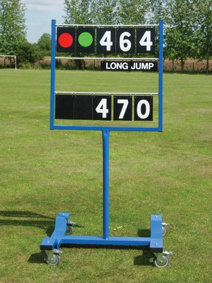 Athletics Scoreboard