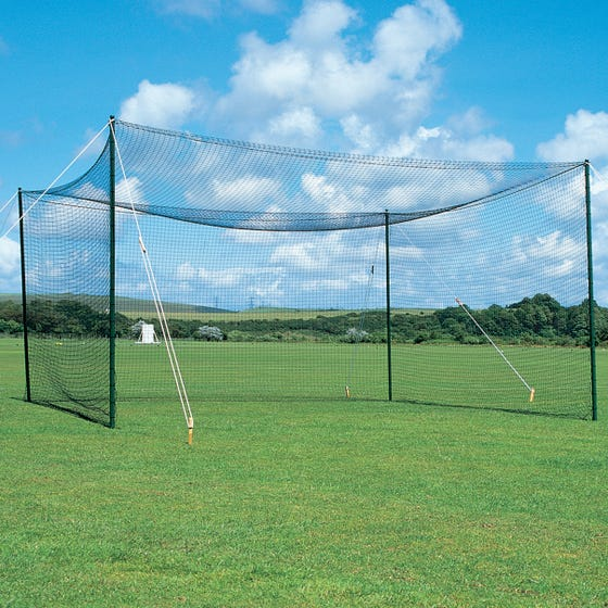 Outdoor Cricket Roof Netting (Knotless)