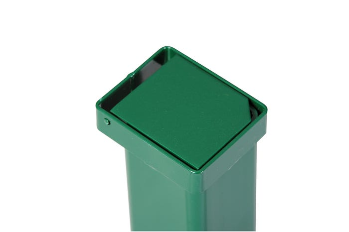 Replacement Tennis Post Socket Lids - for 76mm Square Posts