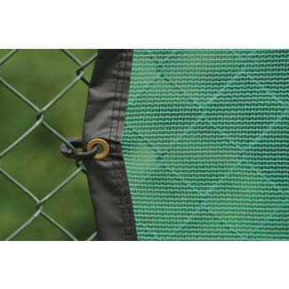 Windbreak Spares - Plastic Fixing Clip