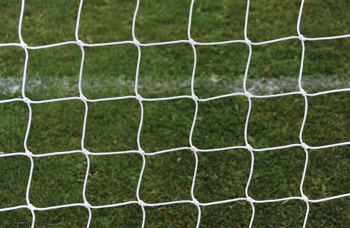 Youth 11-a-side Football Goal Nets - 4.5mm