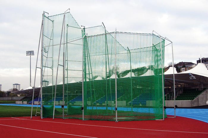 Throws Cage Servicing