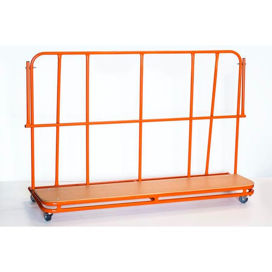 Stadia SX Inclined Mat Trolley