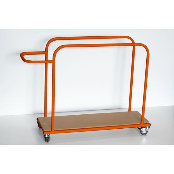 Stadia SX Junior Vertical Mat Trolley