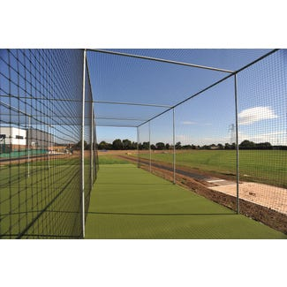 Stadia Galvanised Steel Practise Fixed Cricket Cages