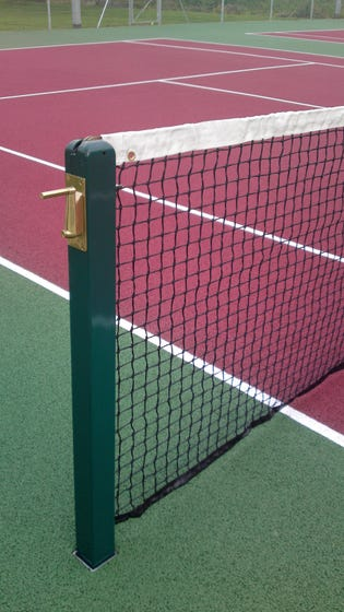 Socketed Mini Tennis Posts