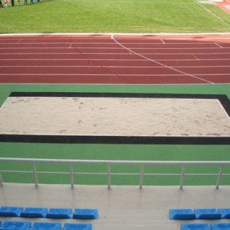 Sand Traps for Jump Pits