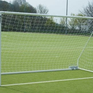 Freestanding Heavyweight Football Goal Posts - 12' x 6'
