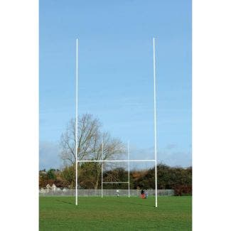 Heavyweight Steel Rugby Posts