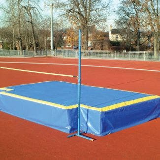 Stadia Competition Club High Jump Landing Area