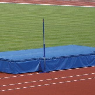 Stadia Competition Olympic High Jump Landing Area