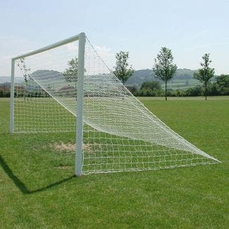 Quick Release Socketed Football Goal Posts - 16' x 7'