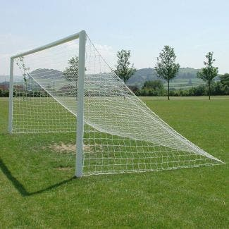 Quick Release Socketed Football Goals Package - 16' x 7'