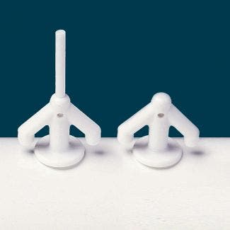 Expandable Fixed Arrow Head Safety Net Hooks for Steel Goals