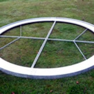 Concentric Circle Insert Boards