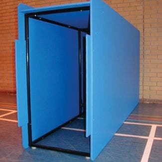 Mobile Freestanding Rebound Boards