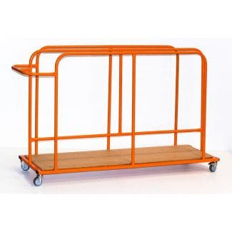 Stadia SX Vertical Mat Trolley
