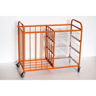 Stadia SX Multi-Purpose Equipment Trolley