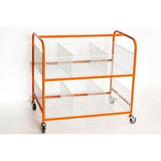 Stadia SX PE Storage Trolley XL