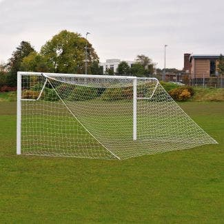 Aluminium Socketed Goals Package - 24' x 8'