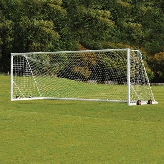Self Weighted Rollaway Football Goal Posts - 16' x 7'